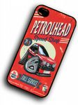 KOOLART PETROLHEAD SPEED SHOP Retro Mk1 Ford Fiesta XR2 Case Cover For iPhone 4 4s